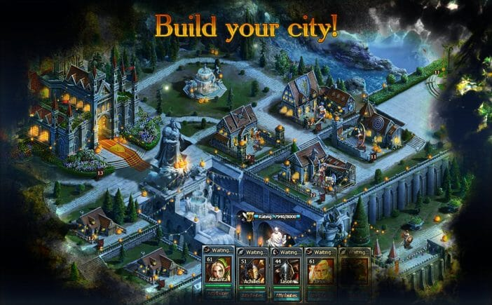 Kings of war free multiplayers strategy online game
