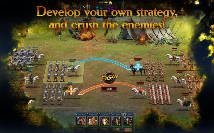online strategy game multiplayer battle