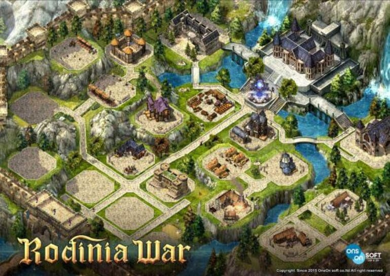 Rodinia War review