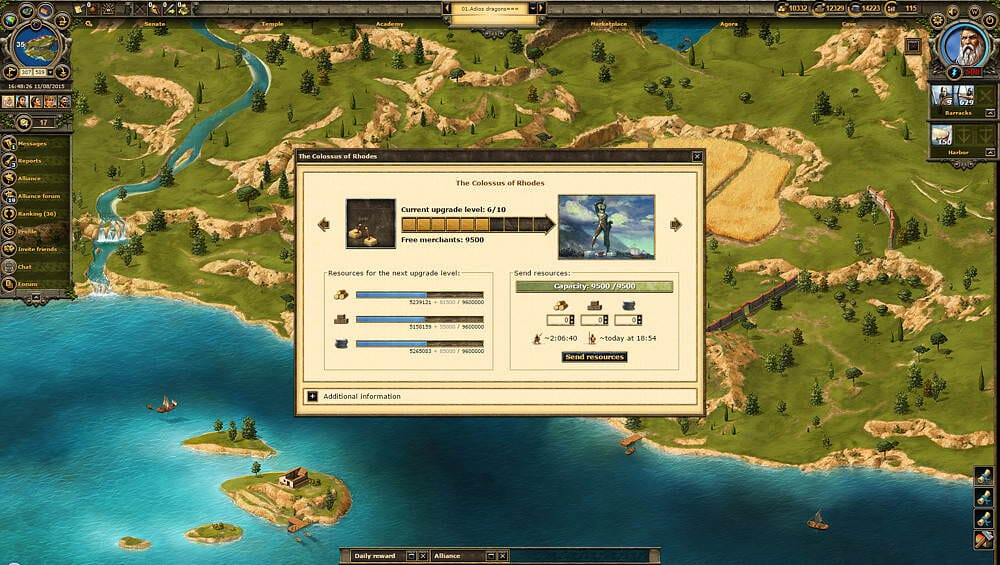 grepolis-game