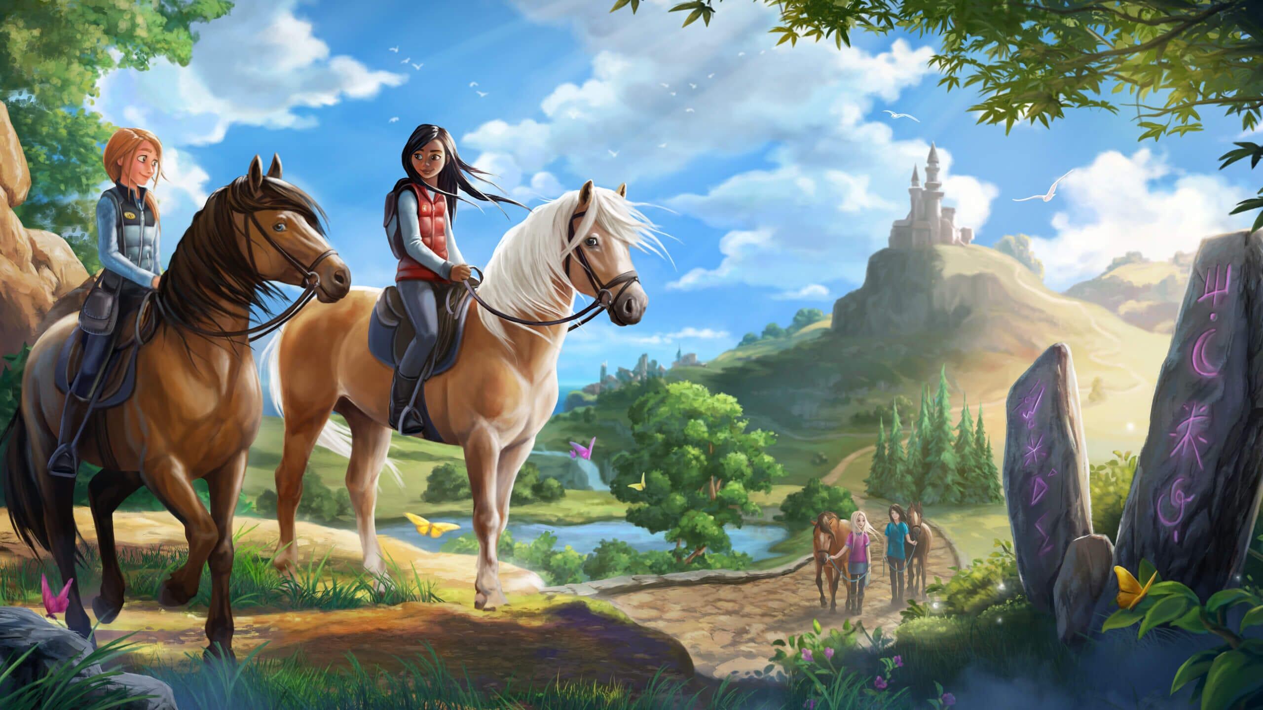 Best Virtual Horse Breeding Games For Girls & Boys