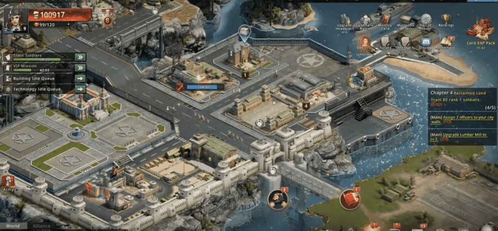 Doomsday: War for Earth – Revolutionary Browser-Based